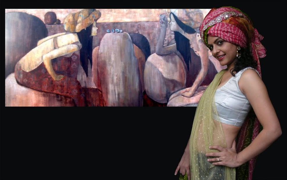 Modern Art By Suruchi Jamkar